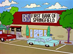 The Simpsons: Interactive Map of Springfield on
