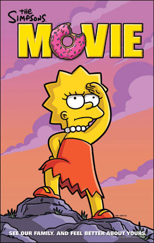 The Simpsons The Movie